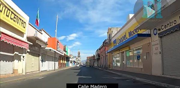 Empresarios, comerciantes y transportistas responden a cierre por COVID 19