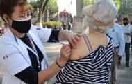 Logra SSM meta en aplicación de vacuna contra la influenza