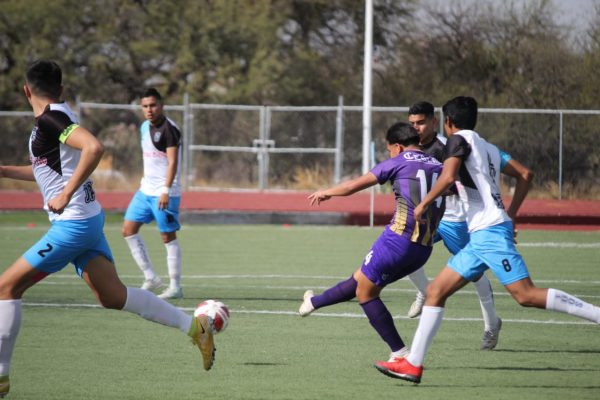 Impone su autoridad Zamora 3-2 a Dvo. Soria