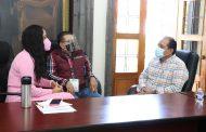 Zamoranos entregan denuncias a la PROFECO