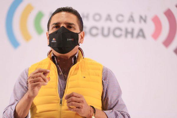 Lanza Gobernador nuevo llamado urgente para acatar medidas sanitarias