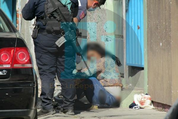 De cinco balazos queda herida una joven mujer tras ataque en Zamora