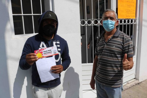 Inicia gobierno zamorano entrega gratuita de medicamentos COVID-19