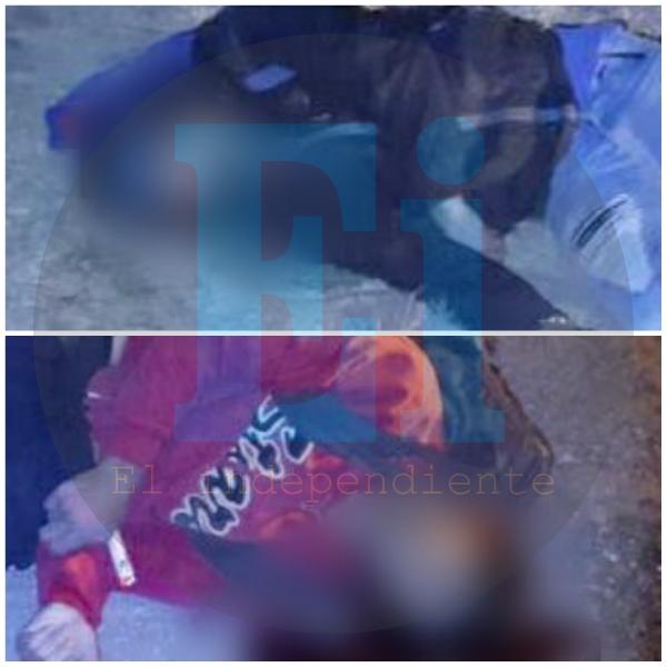 Asesinan a dos jóvenes en Manantiales del Curutarán