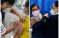 Aplican primeras 650 vacunas contra COVID 19 a personal de salud de Zamora