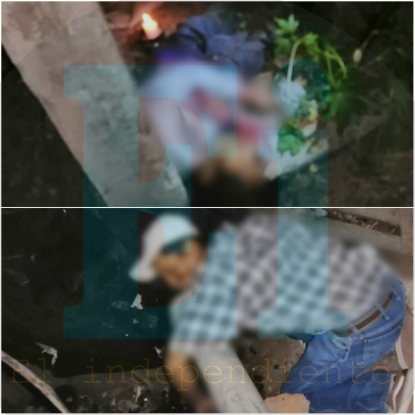 Dos hombres mueren en agresión a balazos en la colonia Ferrocarril