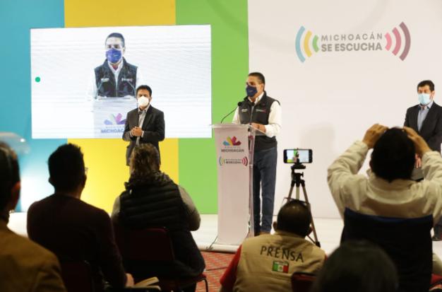 Emite Gobierno del Estado decreto sobre uso obligatorio del cubrebocas