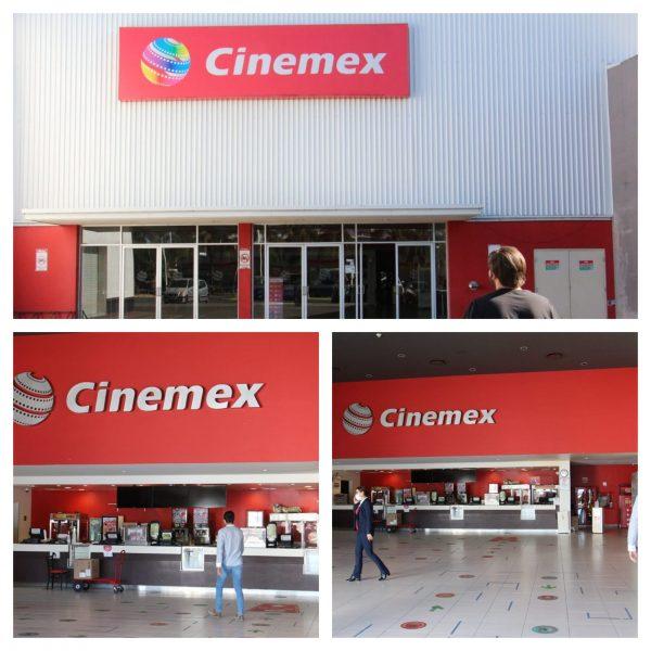Cierra Cinemex Zamora al igual que en otras ciudades del país