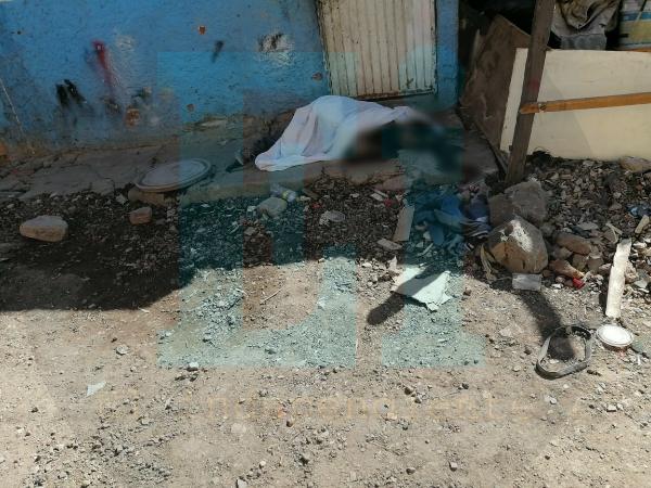 """De tres balazos asesinan a """"El Pelón"""" en la colonia La Libertad"""