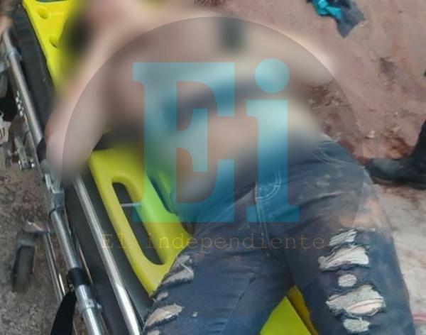 Adolescente queda herido con un balazo en la espalda, en La Rinconada