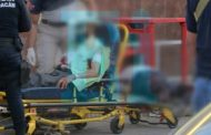 Pareja de la tercera edad sufre agresión a balazos, la mujer muere
