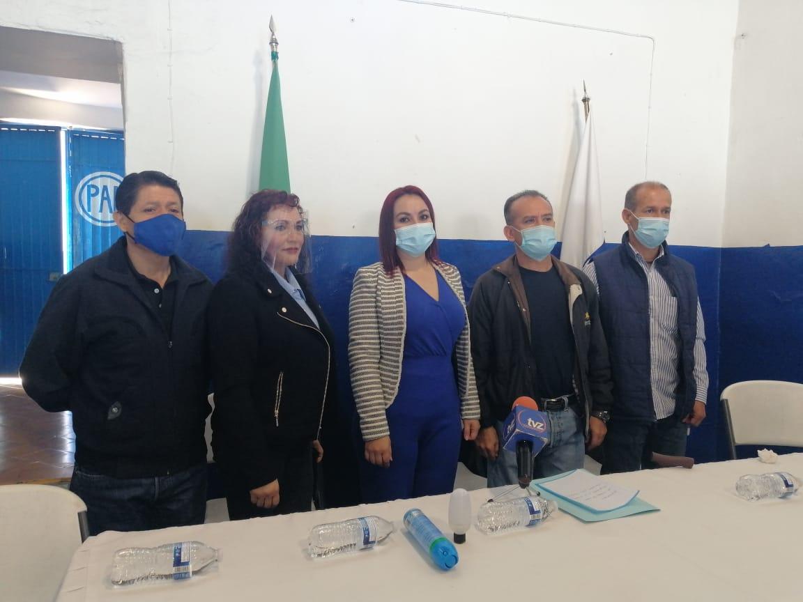 PAN Jacona afectado en su militancia a consecuencia de la pandemia