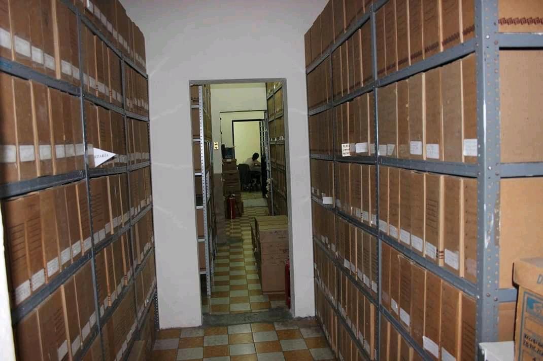 Lento el proceso de digitalización del Archivo municipal de Zamora