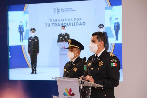 Michoacán registra disminución del 14% en delitos durante enero: SSP