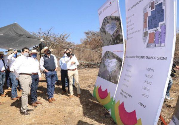 Contará Cobaem con oficinas centralizadas, nuevas y sustentables: Silvano Aureoles