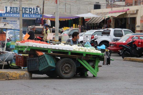 Aumentó comercio informal ante falta de oportunidades en empresas locales