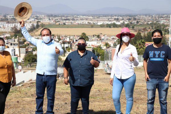 Atiende ayuntamiento petición de vecinos de Monte Olivo