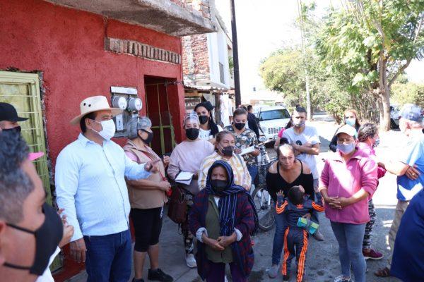 Rescatarán baldío en La Lima