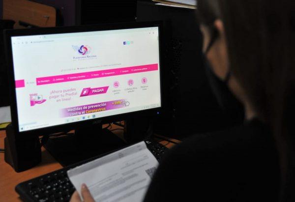Pago de predial en Jacona puede hacerse por internet