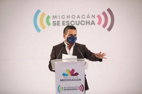 Disminuyen defunciones y contagios con aplicación de medidas sanitarias: Silvano