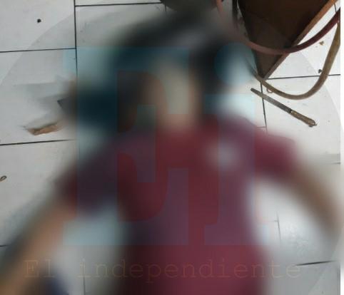Delincuentes mata a empleado de taller de Joyería en Tangancícuaro