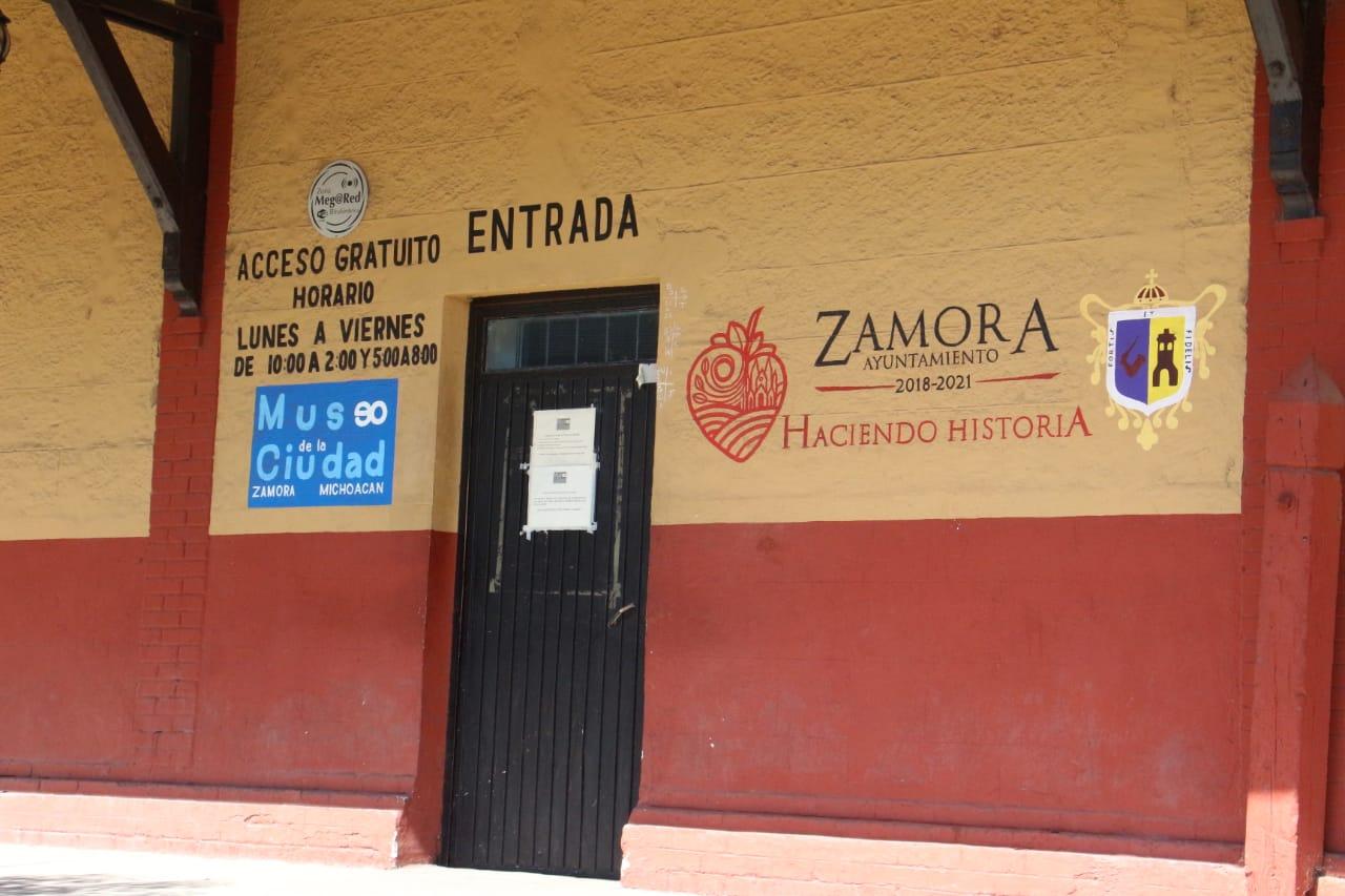 Limitan visitas al Museo de la Ciudad; no hay recorridos para grupos masivos
