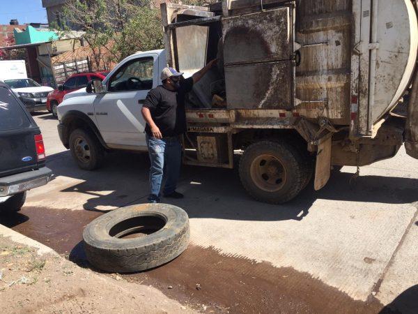 Inicia descacharrización en colonia Buenos Aires de Jacona