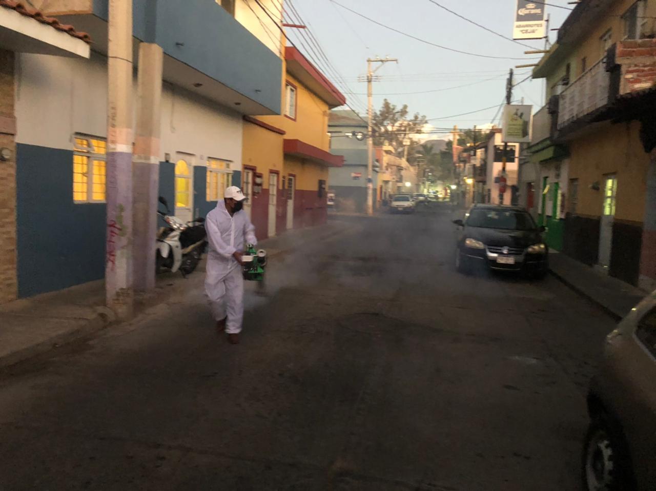 Trabaja Zamora contra el dengue