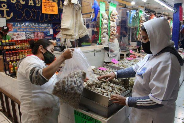 Pescado de agua dulce se cotiza de 5 a 10 pesos más caro