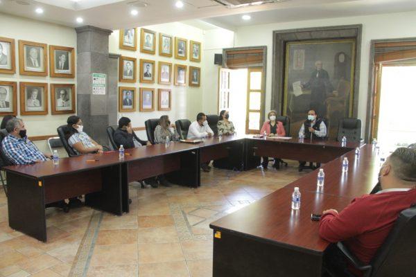 Funerarias y Ayuntamiento zamorano acuerdan trabajar juntos VS COVID-19