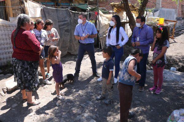Ofrece DIF Zamora atención médica a menor de edad