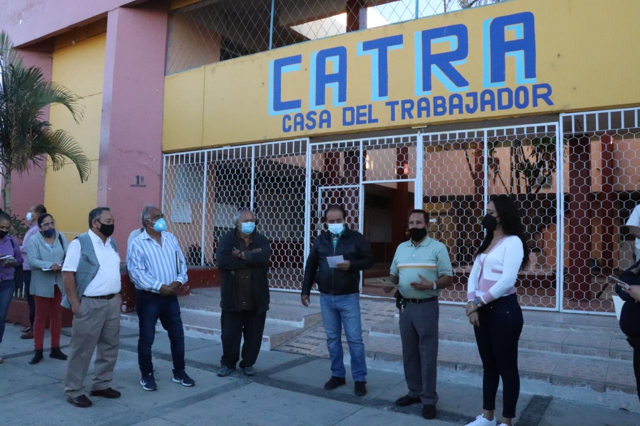 Trabajan vecinos y municipio zamorano en el FOVISSSTE