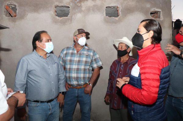 Da atención ayuntamiento zamorano a Huertas de San Antonio y El Carmen