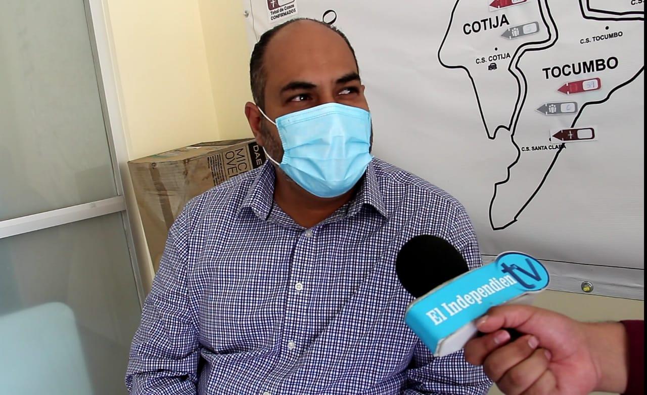 Entre mañana o miércoles iniciaría vacunación para adultos mayores en Jacona