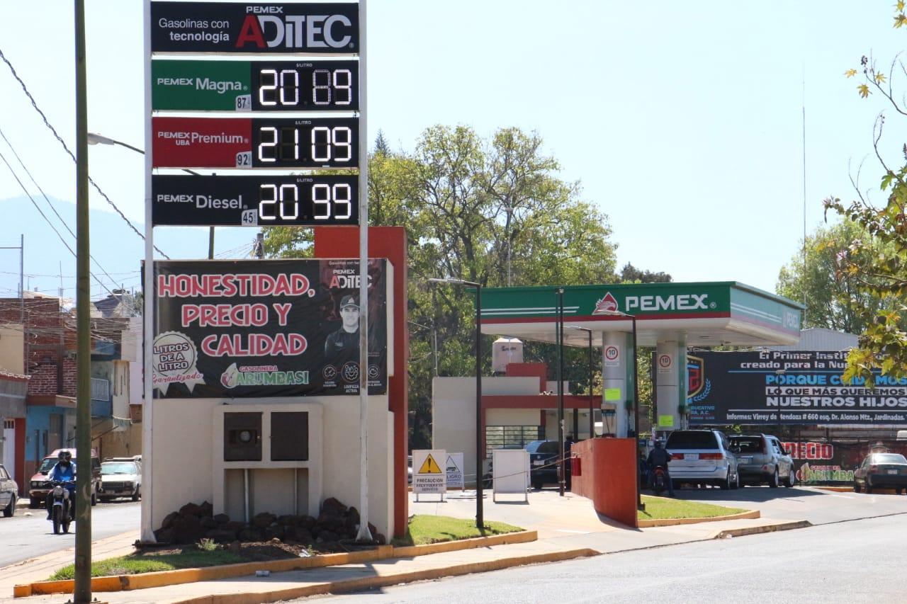 Suspende CRE instalación de más gasolineras en Zamora