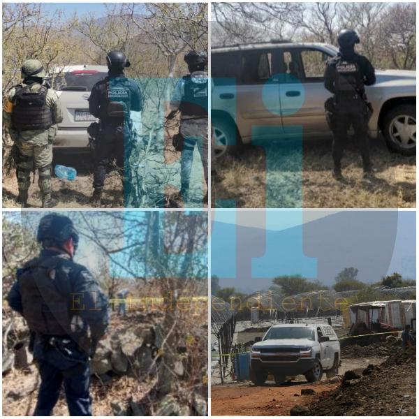 Se enfrentan grupos delictivos antagónicos en Atacheo; hay un fallecido