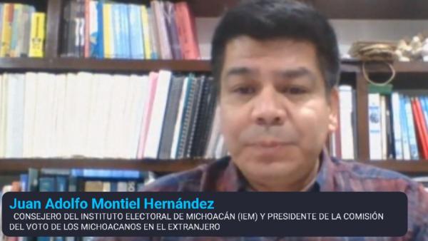 Michoacán, estado pionero en facilitar el voto desde el extranjero