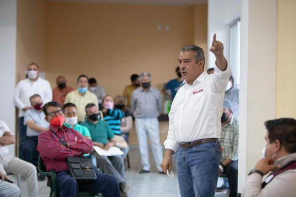 Raúl Morón impugnará retiro de candidatura en Michoacán;