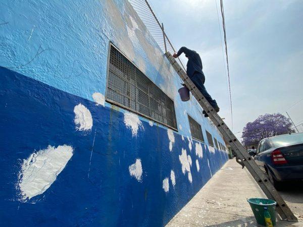 Gobierno de Jacona continúa apostándole al mejoramiento de las Escuelas