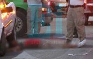 Dos hombres pierden la vida al ser agredidos a tiros en la colonia El Porvenir