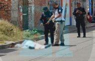 Mujer es asesinada a balazos en la colonia Salinas de Gortari