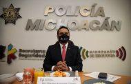 Seguridad de candidatos y del proceso electoral, prioridad: Silvano Aureoles