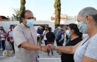 Arboledas y Altamira se organizan para vivir mejor