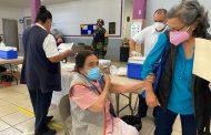 Hoy comienza la vacunación de adultos mayores del Platanal