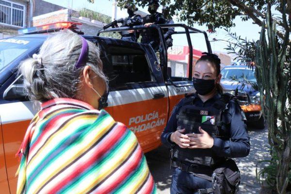 En Michoacán, más de 8 mil mujeres víctimas de violencia han recibido ayuda y protección
