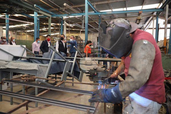 La generación de empleos, la mejor forma de sacar adelante a Michoacán: Silvano