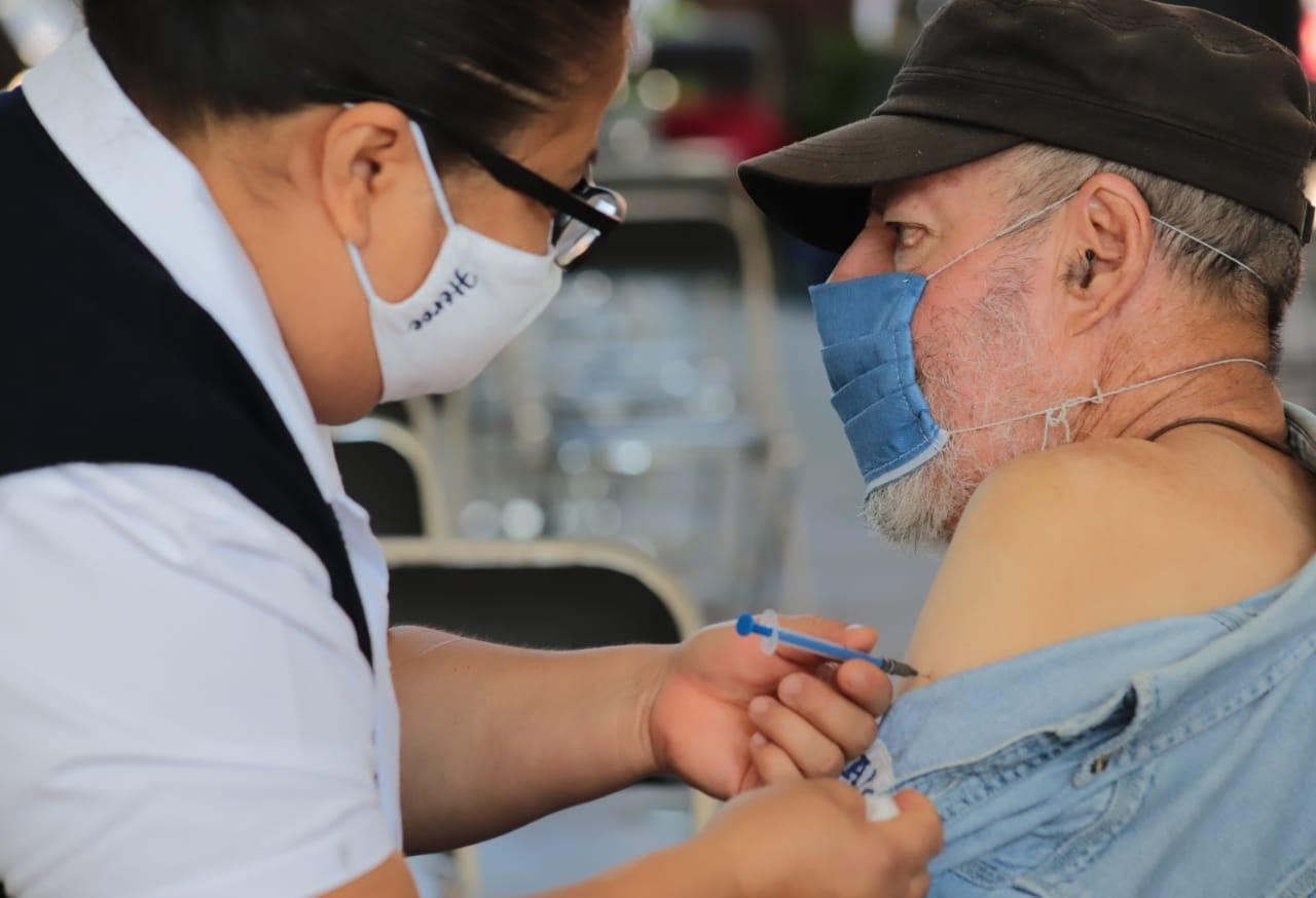 Supervisa SSM vacunación contra COVID-19 en Zamora