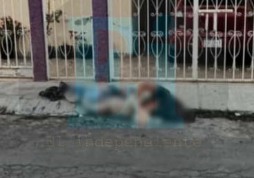 Envuelto con sábanas y plásticos abandonan un cadáver en la colonia Las Fuentes