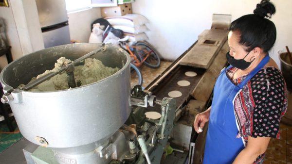 A la baja el consumo de tortilla por COVID