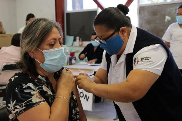 Vacunados, más del 50% de zamoranos mayores de 60